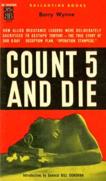 Ballantine Books - Count 5 and Die - Barry Wynne