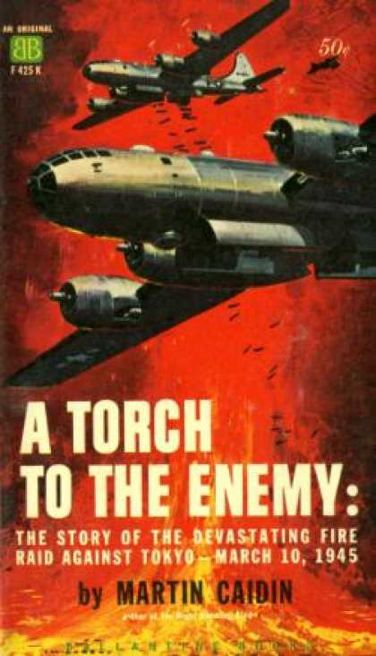 Ballantine Books - A torch to the enemy - Martin Caidin