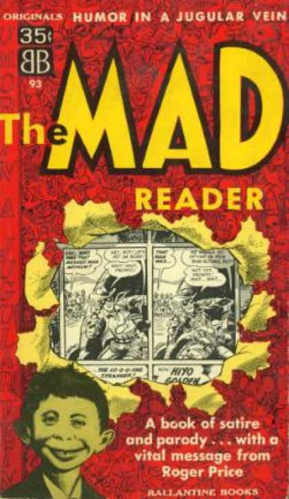 Ballantine Books - Mad Reader Book 1