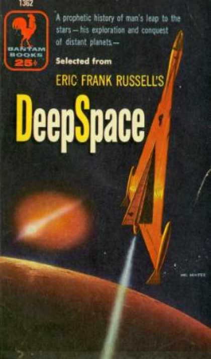 Bantam - Selections From Deep Space - Eric Frank Russell