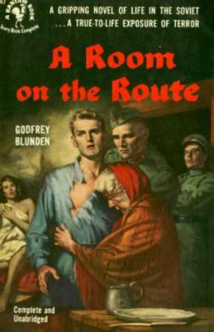 Bantam - A Room On the Route - Godfrey Blunden