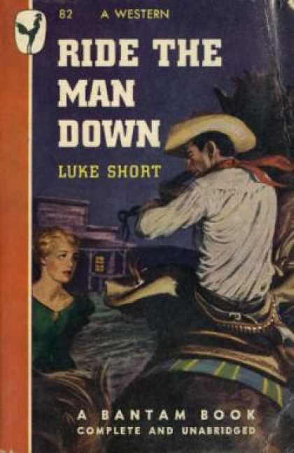 Bantam - Ride the Man Down - Luke Short