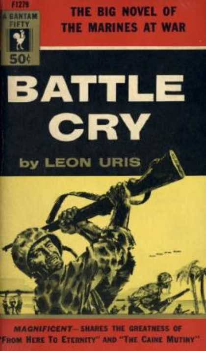 Bantam - Battle Cry - Leon Uris