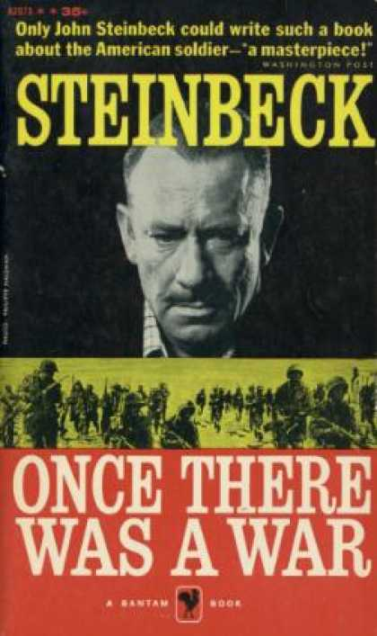 Bantam - Once There Was a War - John Steinbeck