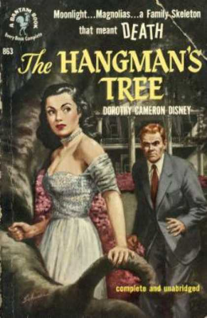 Bantam - The Hangman's Tree - Dorothy Cameron Disney