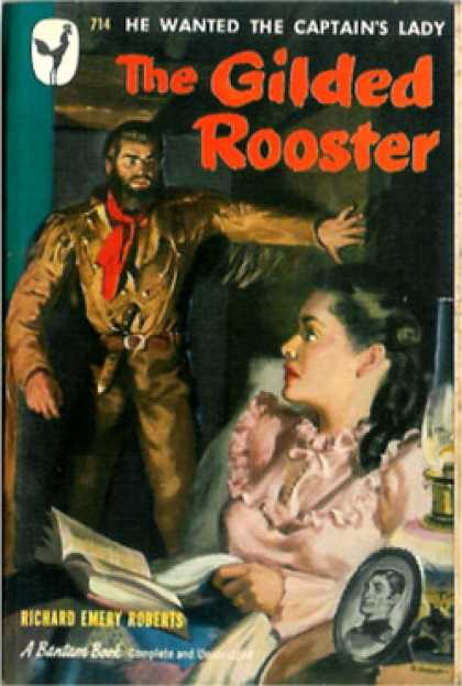 Bantam - The Gilded Rooster - Richard Emery Roberts