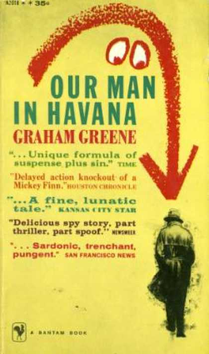 Bantam - Our Man In Havana - Graham Greene
