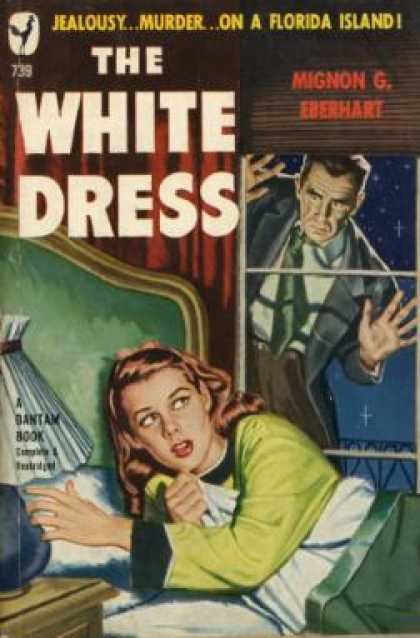 Bantam - The White Dress - Mignon G. Eberhart