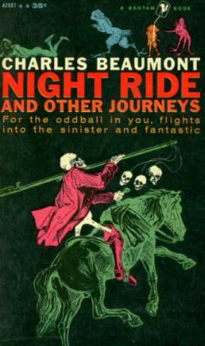Bantam - Night Ride and Other Journeys - Charles Beaumont