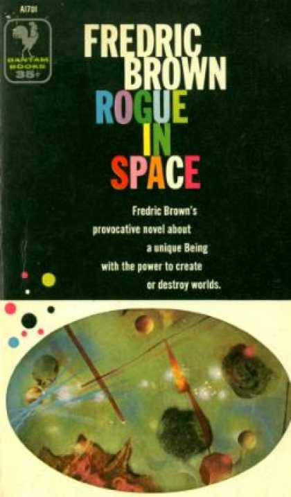 Bantam - Rogue In Space - Fredric Brown
