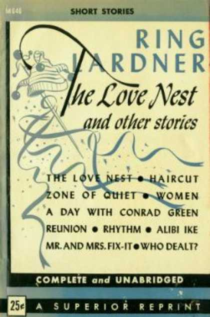 Bantam - The Love Nest : And Other Stories: Haircut; Zone of Quiet; Women; a Day With Con