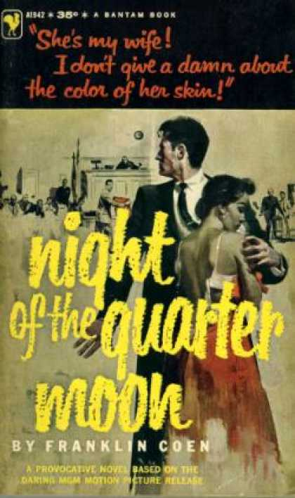 Bantam - Night of the Quarter Moon: A Novel - Franklin Coen