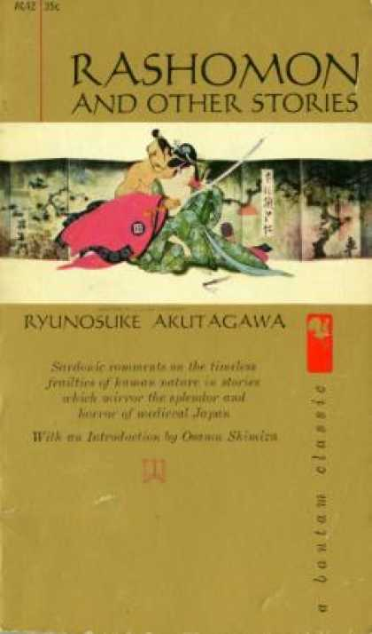Bantam - Rashomon and Other Stories - Ryunosuke Akutagawa