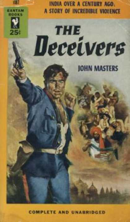 Bantam - The Deceivers - John Masters