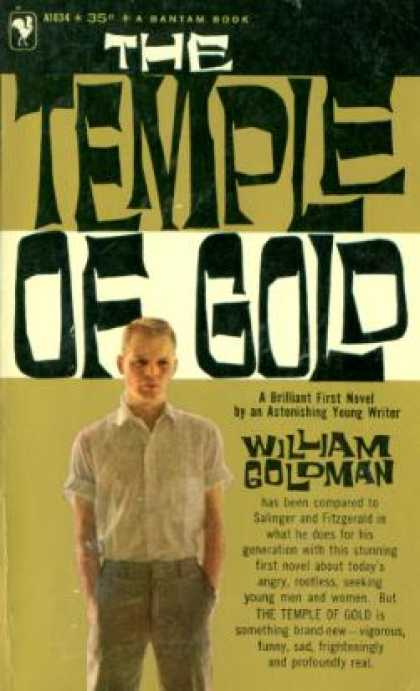 Bantam - The Temple of God - William Goldman