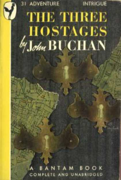Bantam - The Three Hostages