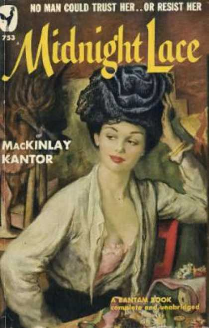 Bantam - Midnight Lace,: A Novel - Mackinlay Kantor