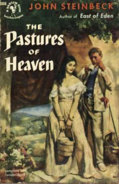 Bantam - The Pastures of Heaven - John Steinbeck