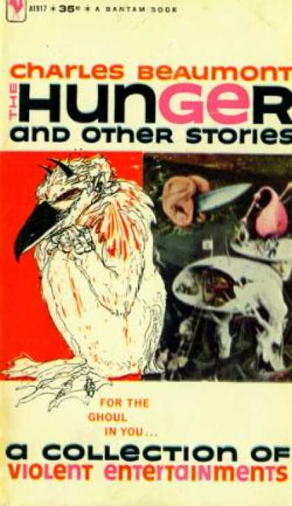 Bantam - The Hunger, and Other Stories - Charles Beaumont