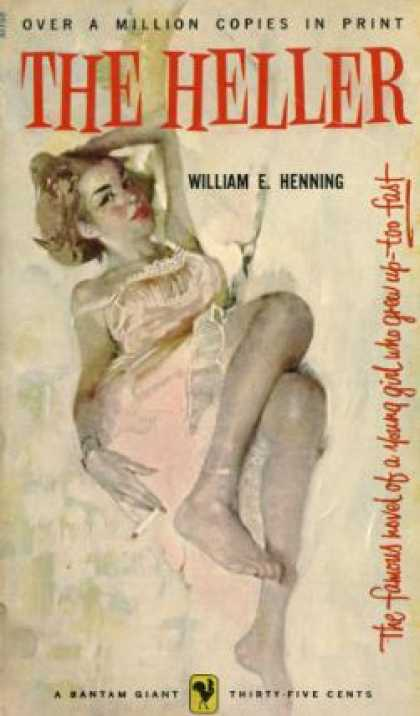 Bantam - The Heller - William E. Henning