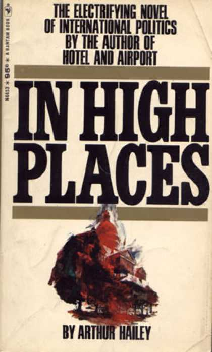Bantam - In High Places - Arthur Hailey