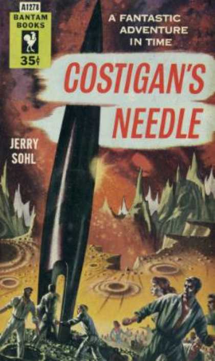 Bantam - Costigan's Needle - Jerry Sohl