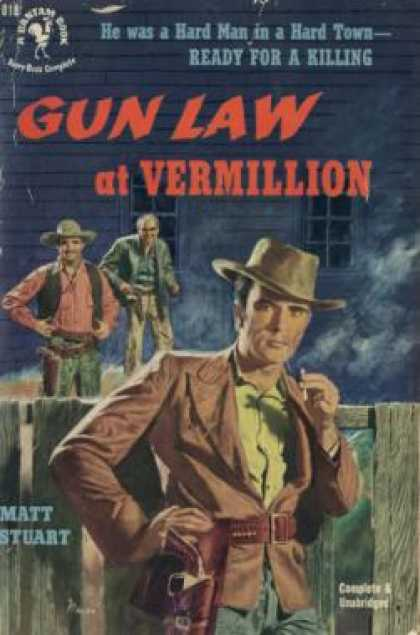 Bantam - Gun Law at Vermillion