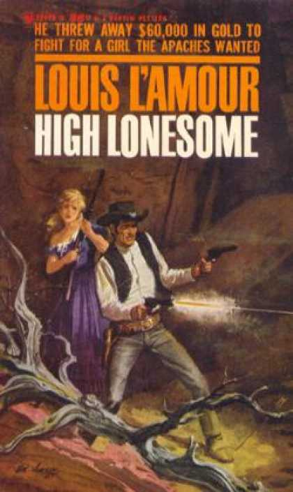Bantam - High Lonesome - Louis L'amour