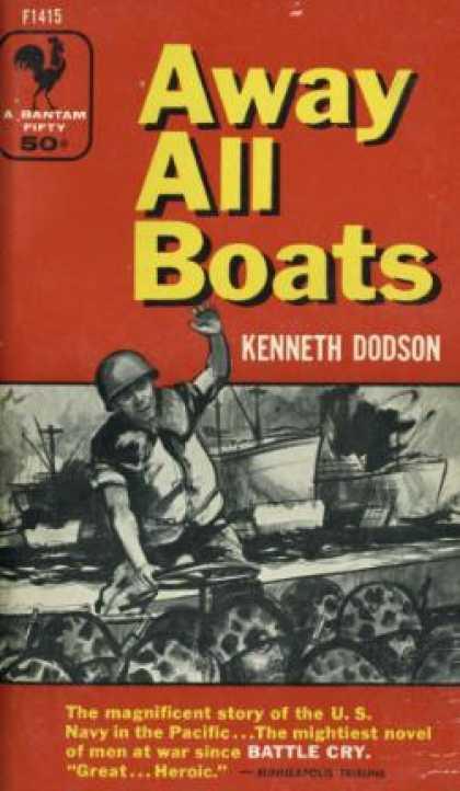 Bantam - Away All Boats - Kenneth Dodson