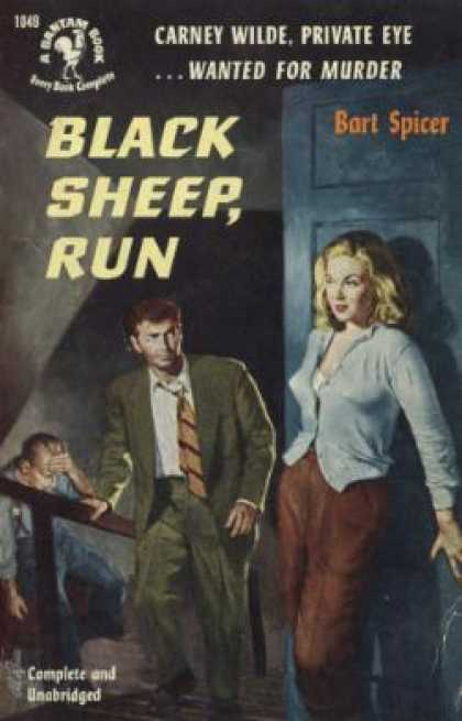 Bantam - Black Sheep, Run - Bart Spicer