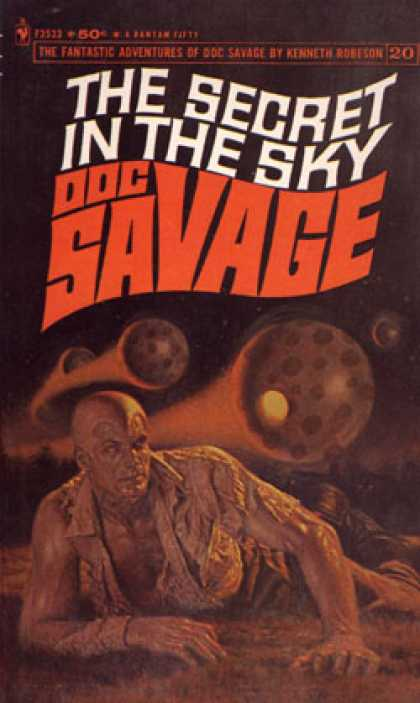 Bantam - The secret in the sky - Doc Savage