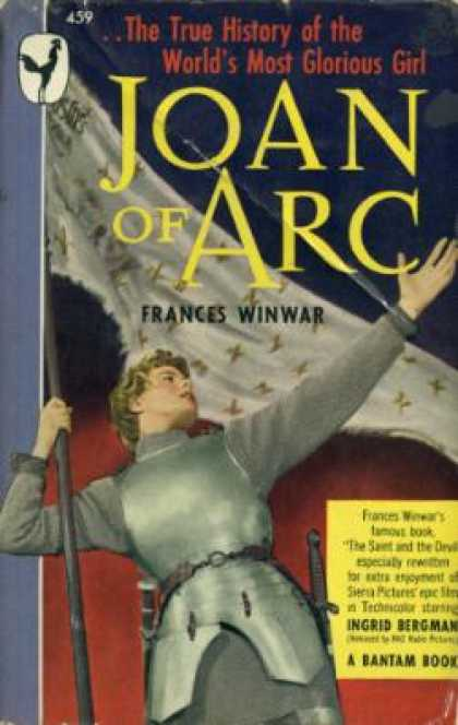 Bantam - Joan of Arc - Frances Winwar
