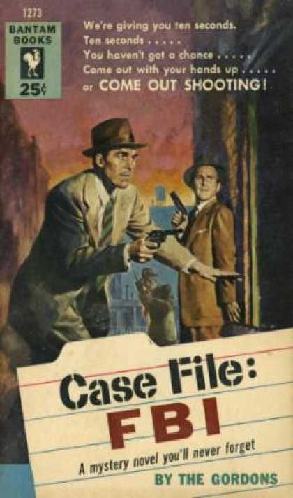 Bantam - Case File: Fbi : The Gordons