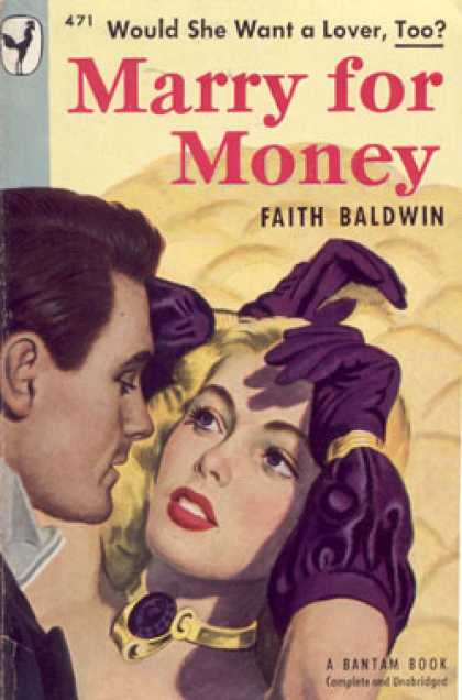 Bantam - Marry for Money - Faith Baldwin