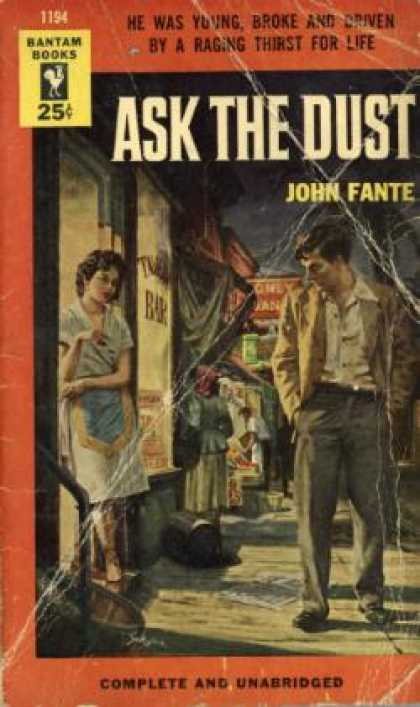 Bantam - Ask the Dust - John Fante