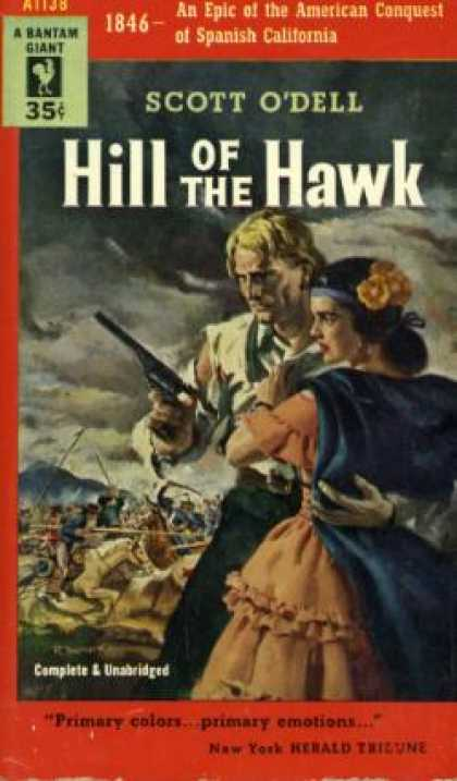 Bantam - Hill of the Hawk - Scott O'dell