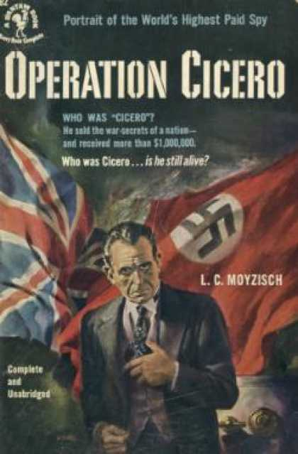 Bantam - Operation Cicero - L. C. Moyzisch