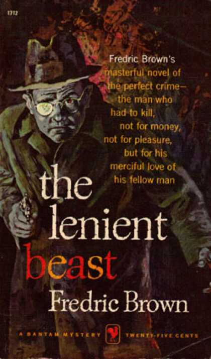 Bantam - The Lenient Beast - Frederic Brown