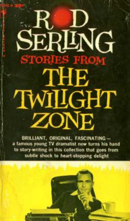 Bantam - Stories From the Twilight Zone; More Stories From the Twilight Zone; New Stories