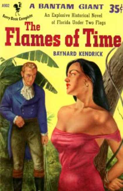 Bantam - The Flames of Time - Batnard Kendrick