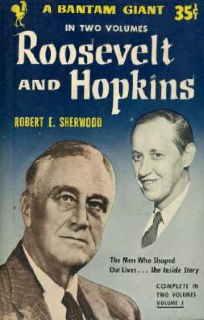 Bantam - Roosevelt and Hopkins