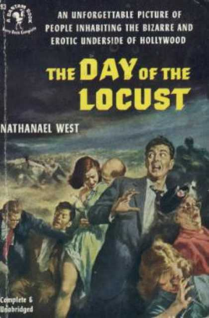 Bantam - The Day of the Locust - Nathanael West
