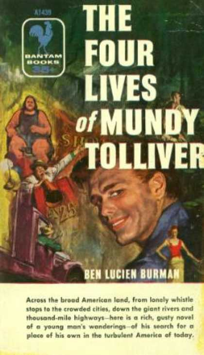 Bantam - Four Lives of Mundy Tolliver