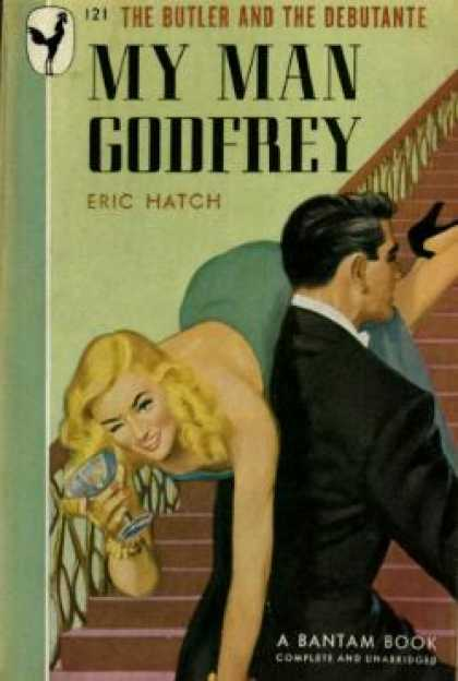 Bantam - My Man Godfrey - Eric Hatch