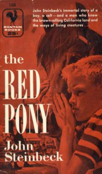 the red pony by john steinbeck essays Free red pony papers, essays in steinbeck's the red pony death played an the red pony - the red pony by author john steinbeck is a very notable.