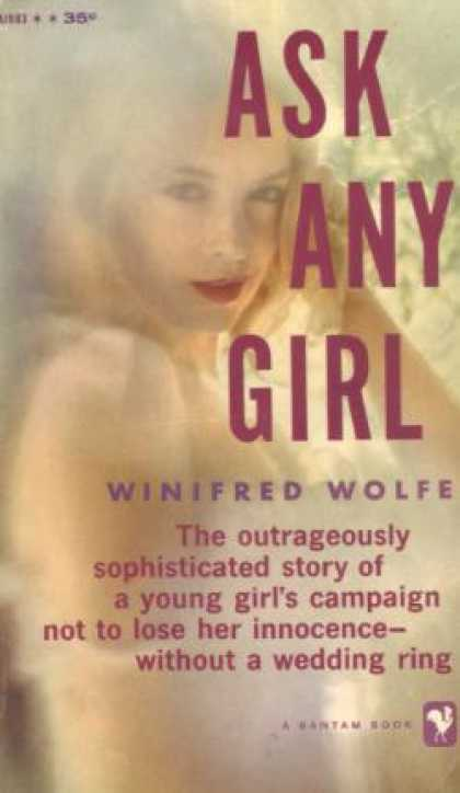 Bantam - Ask Any Girl - Winifred Wolfe