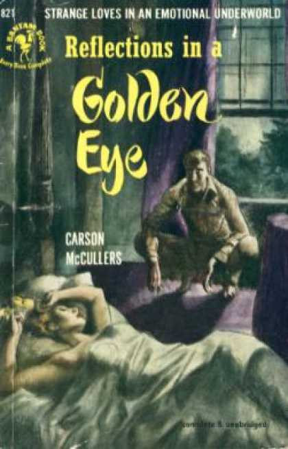 Bantam - Reflections In a Golden Eye - Carson Mccullers