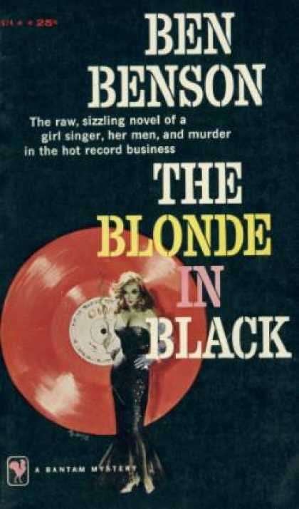 Bantam - The Blonde In Black - Ben Benson