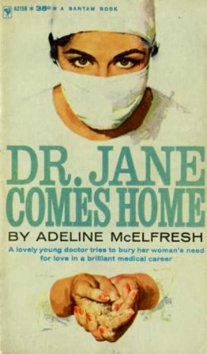 Bantam - Dr. Jane Comes Home