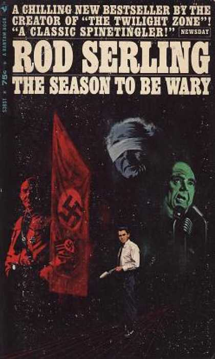 Bantam - The Season To Be Wary - Rod Serling
